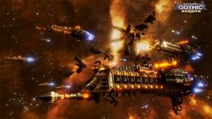 Battlefleet Gothic: Armada představuje Imperiální námořnictvo