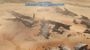 Homeworld: Deserts of Kharak vychází v lednu