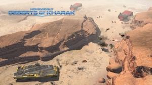 Oheň války se rozhořel v novém Homeworld: DoK traileru