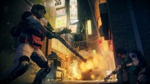 Battlefield Hardline: Odlište se, díky pracovnímu stolu
