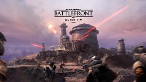 Star Wars Battlefront: Nový trailer pre DLC Outer Rim