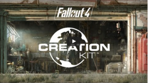 Fallout 4 / Nástroje pro Moding v otevřené Betě.