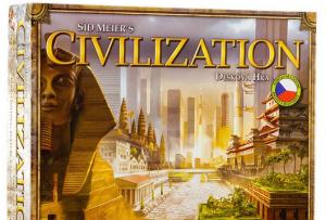 Desková hra Civilizace - Recenze
