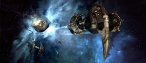 Agonyho koutek ve vesmíru, aneb mé první EVE zkušenosti