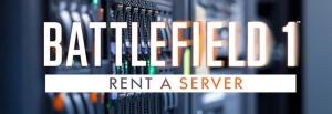 Battlefield 1 server pro vás
