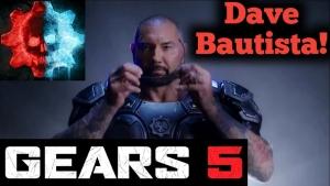 Gears 5 s Davem Bautistou