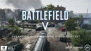 Video soutěž v Battlefield 5