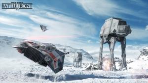 Odhalen první trailer na SW: Battlefront